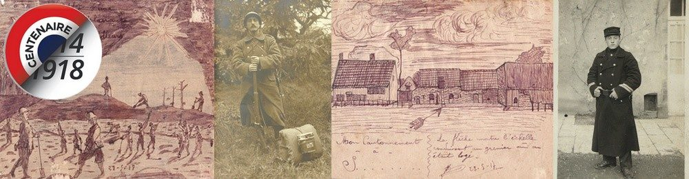 Les MAISTRIAUX, une famille belge dans la Grande Guerre